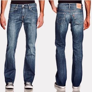 """Levi's 559 Men's Relaxed 36W x 32"""" Straight Jeans"""